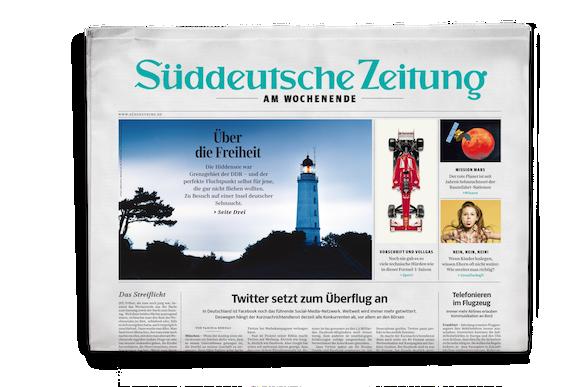 25 jahre sz magazin s252ddeutsche zeitung