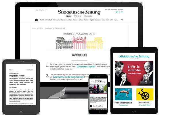 Süddeutsche Zeitung SZ  Historisches Lexikon Bayerns