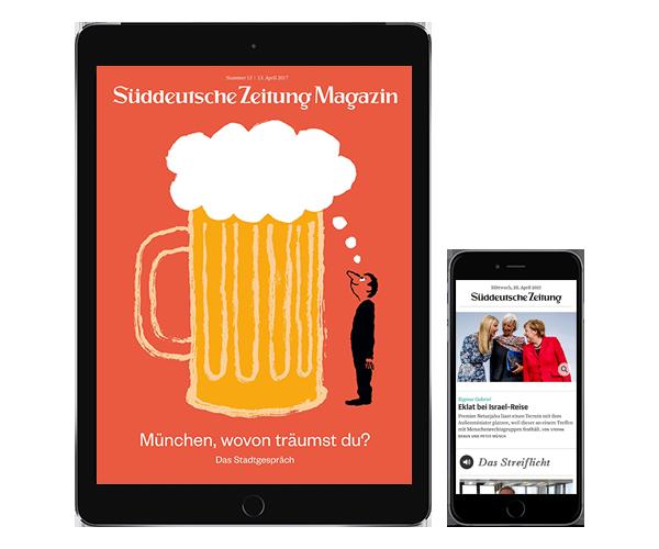 SZ Plus Angebote  Süddeutsche Zeitung