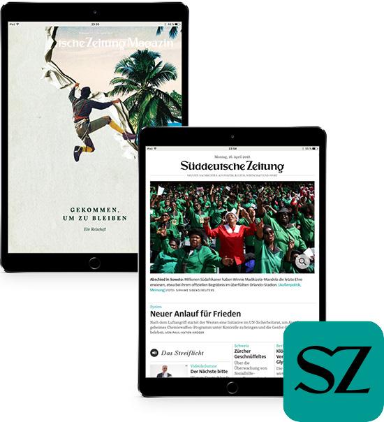 iPads Screens neue App
