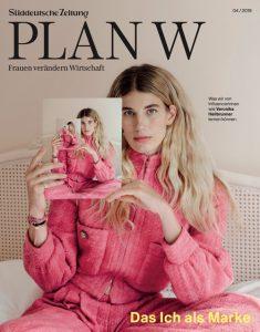 Cover der vierten Ausgabe Plan W im Jahr 2019