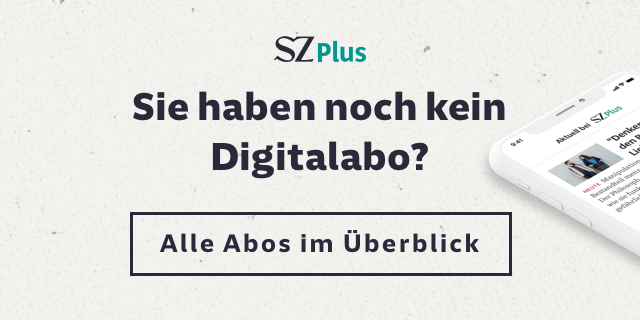 Digitalabos der SZ