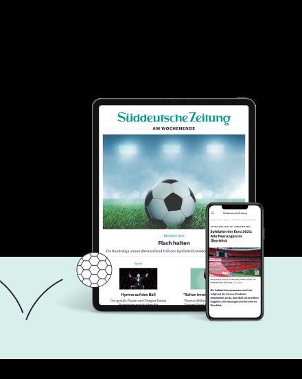 Die digitale Ausgabe der SZ