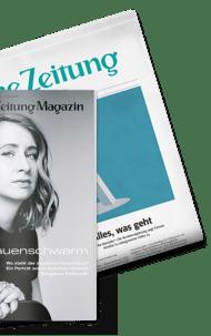 SZ Magazin Cover