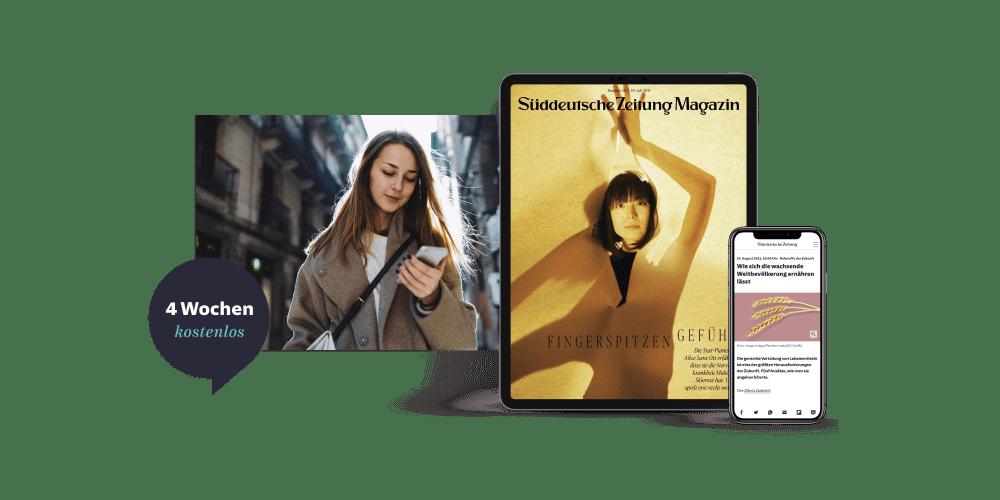 Leseherbst 2021 der SZ 4 Wochen kostenlos